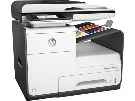 PageWide Pro 477dw Multifunction Printer